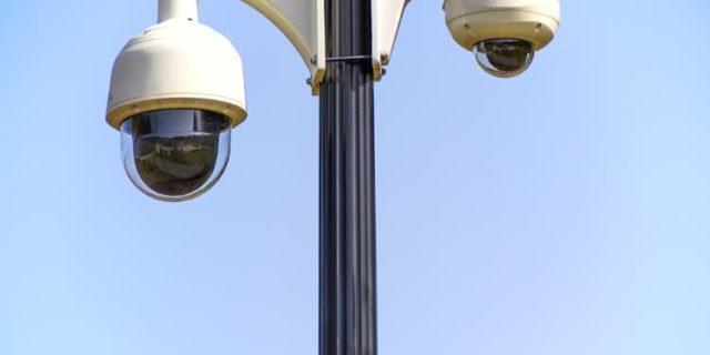 Caméra de surveillance pour les professionnels