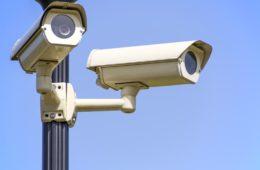 Vidéo de surveillance : le monstre de la surveillance !